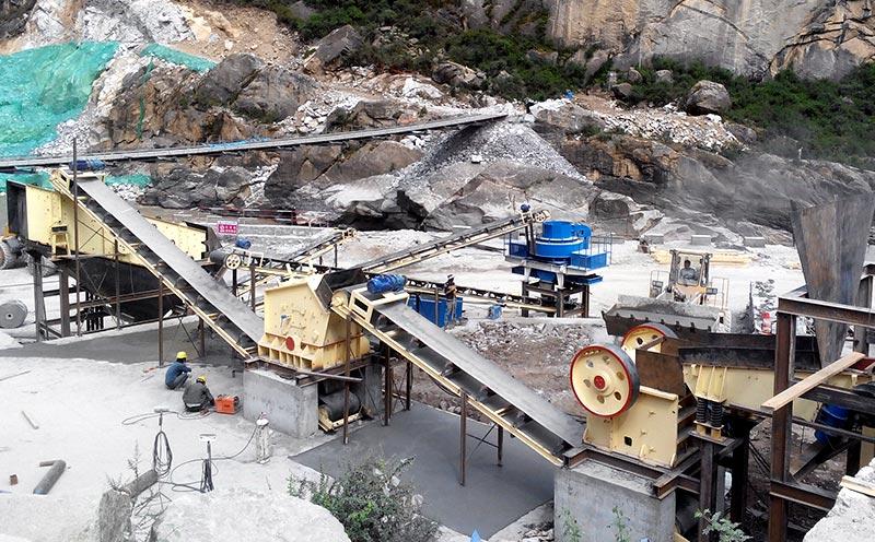 制砂生产线,机制砂生产线设备,制沙生产线流程